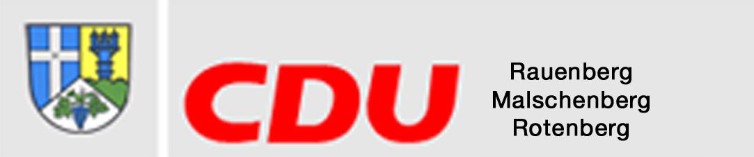 Logo von CDU Stadtverband Rauenberg-Malschenberg-Rotenberg