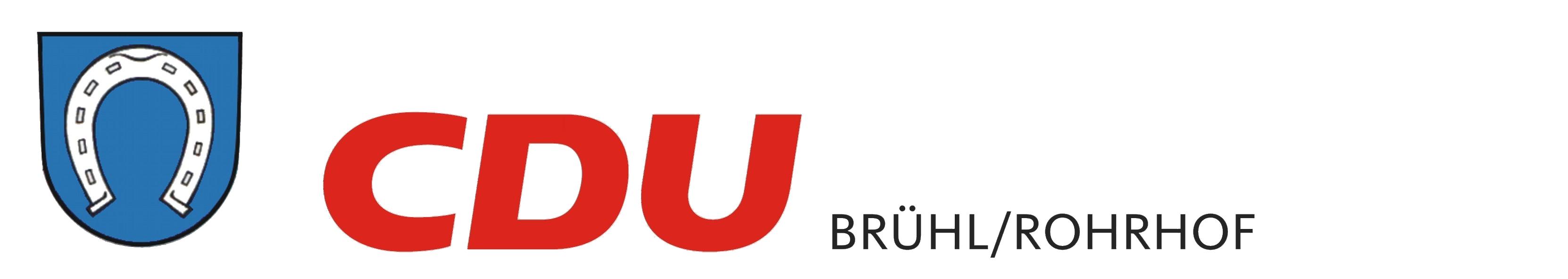 Logo von CDU Gemeindeverband Brühl/Rohrhof