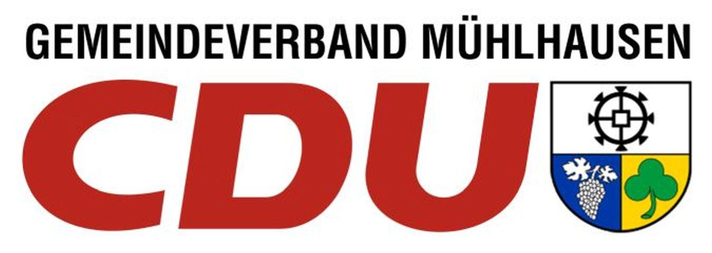 Logo von CDU Mühlhausen - Rettigheim - Tairnbach