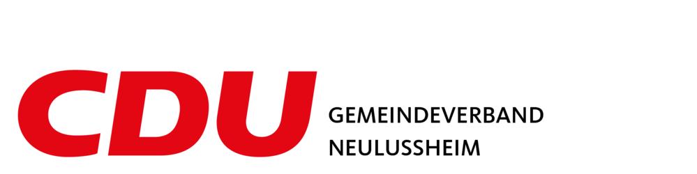 Logo von CDU Gemeindeverband Neulußheim