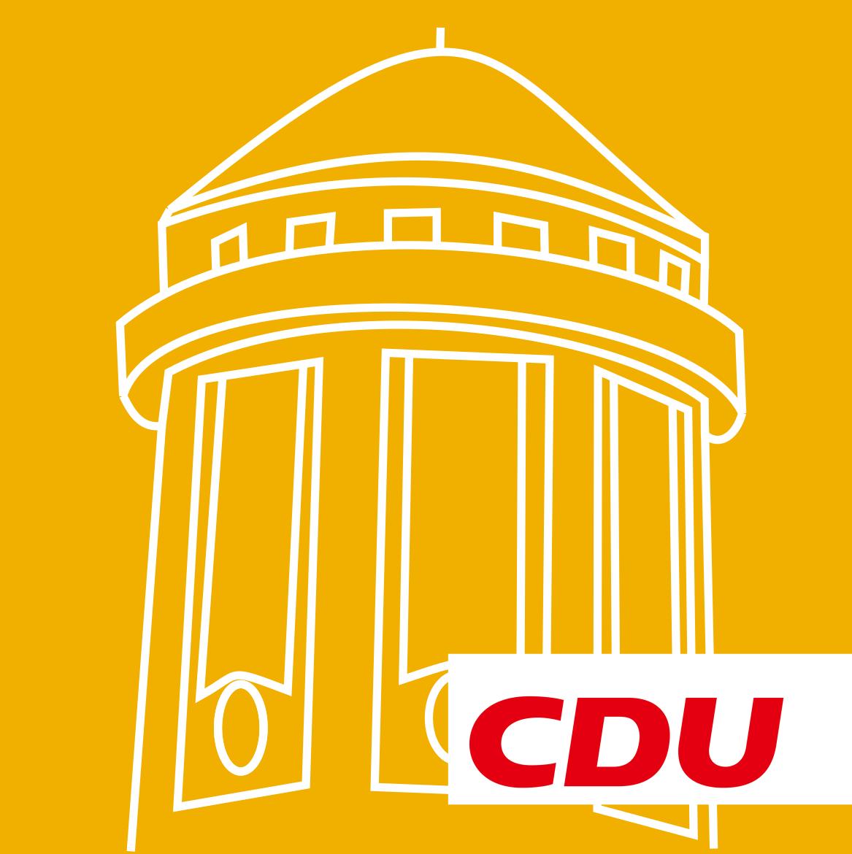 Logo von Herzlich willkommen bei der CDU Hockenheim