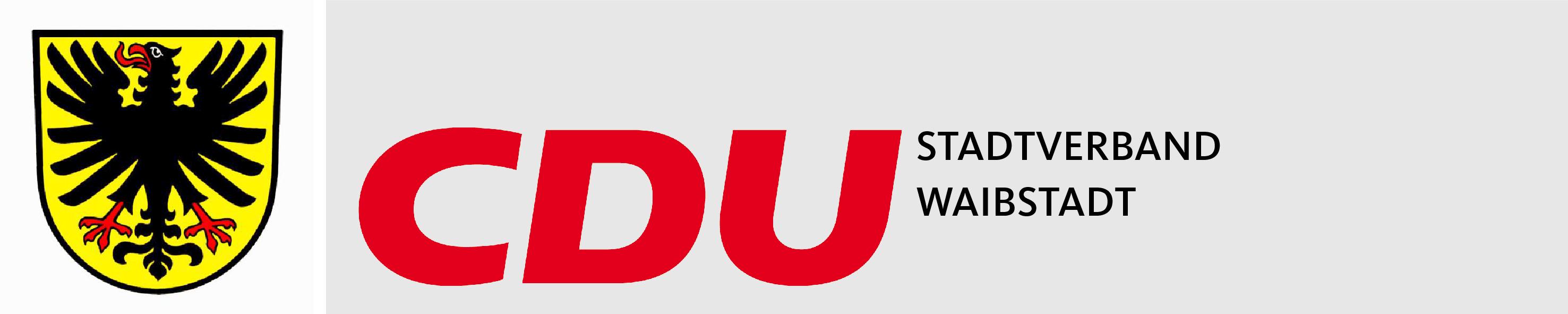 Logo von CDU Stadtverband Waibstadt